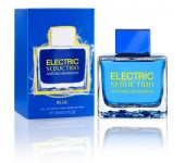 Blue Electric Seduction Men