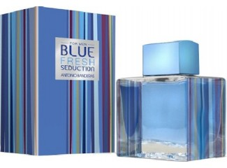 Blue Fresh Seduction for Men