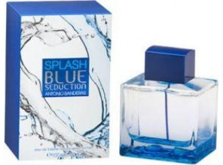 Blue Seduction Splash for Men