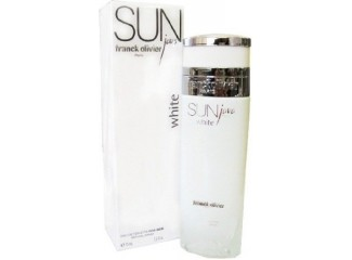 Sun Java White For Men
