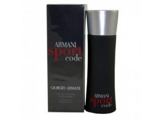 Armani Code Sport men