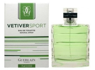 Vetiver Sport men