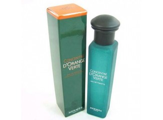 Concentre d`Orange Verte