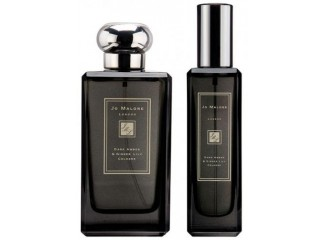 Dark Amber & Ginger Lily Cologne Intense
