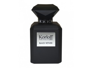 Korloff Private Black Vetiver