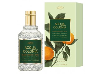 4711 Acqua Colonia  Blood Orange & Basil Limited Edition