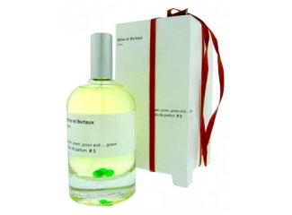 L'eau de parfum №3 Green