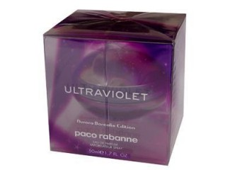 Ultraviolet Avrora Borealis Man
