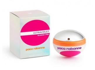 Ultraviolet Summer Pop Woman