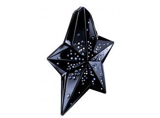 Angel Black Brilliant Star