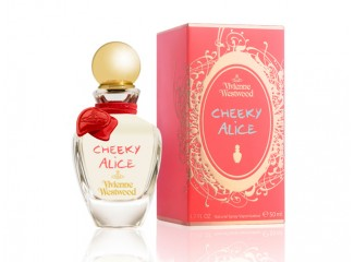 Cheeky Alice