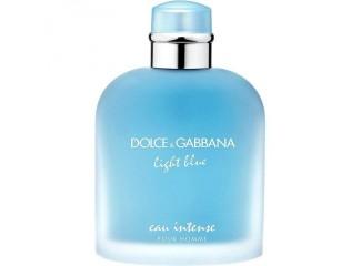 D&G Light Blue Eau Intense Pour Homme