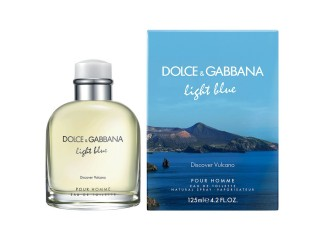D&G Light Blue Discover Vulcano
