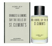 Oranges and Lemons Say The Bells of St. Clements