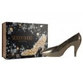 Sexxy Shoo Gold Limited Edition