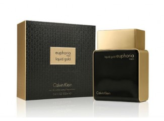 CK Liquid Gold Euphoria Men