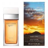 D&G Light Blue Sunset in Salina