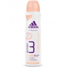 Adidas COTTON TOUCH deo фото духи
