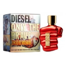 Diesel Only The Brave Iron men фото духи