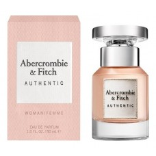 Abercrombie & Fitch Authentic Woman фото духи