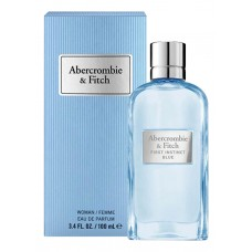 Abercrombie & Fitch First Instinct Blue Woman фото духи
